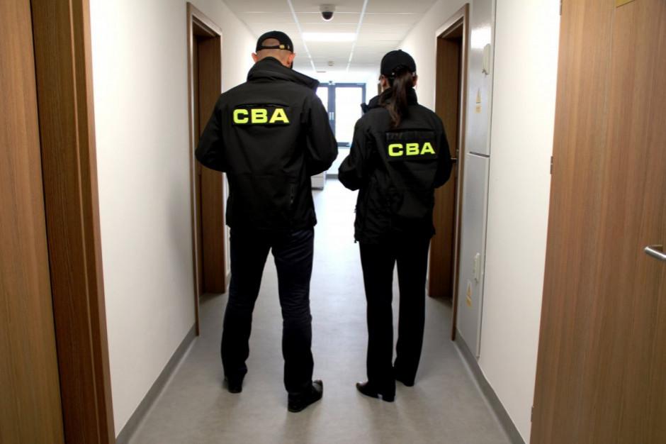 CBA kontroluje Śląskie Centrum Przedsiębiorczości