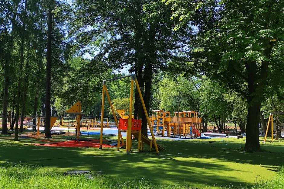 Oświęcimski Park Pokoju jest już otwarty