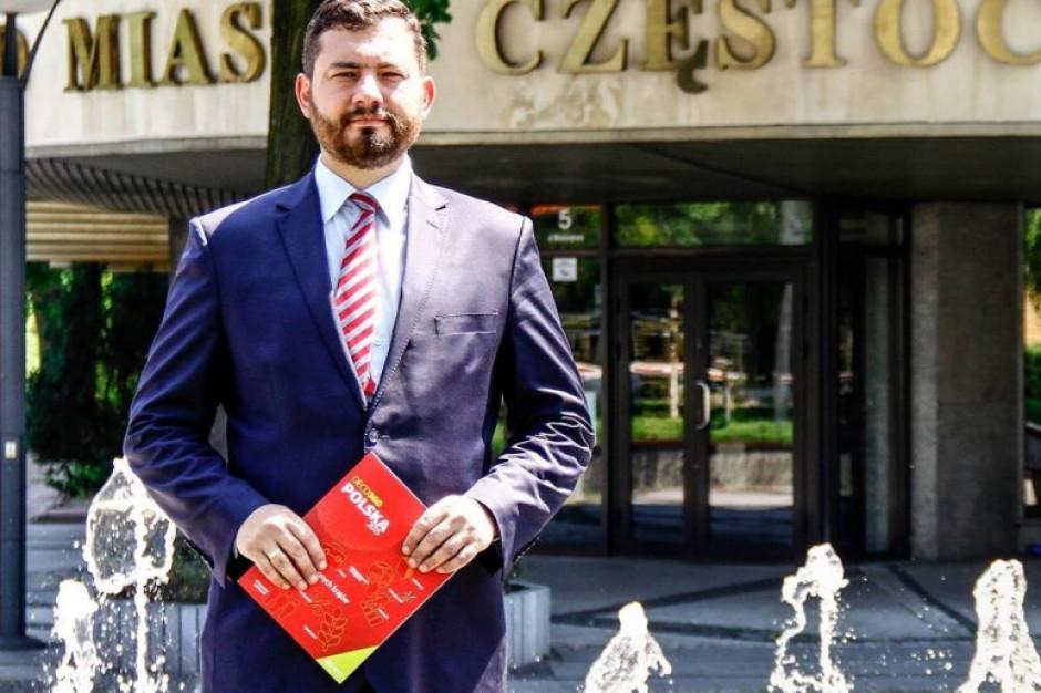Wiceszef Nowej Lewicy i dwoje śląskich radnych zawieszonych za poparcie dla PiS