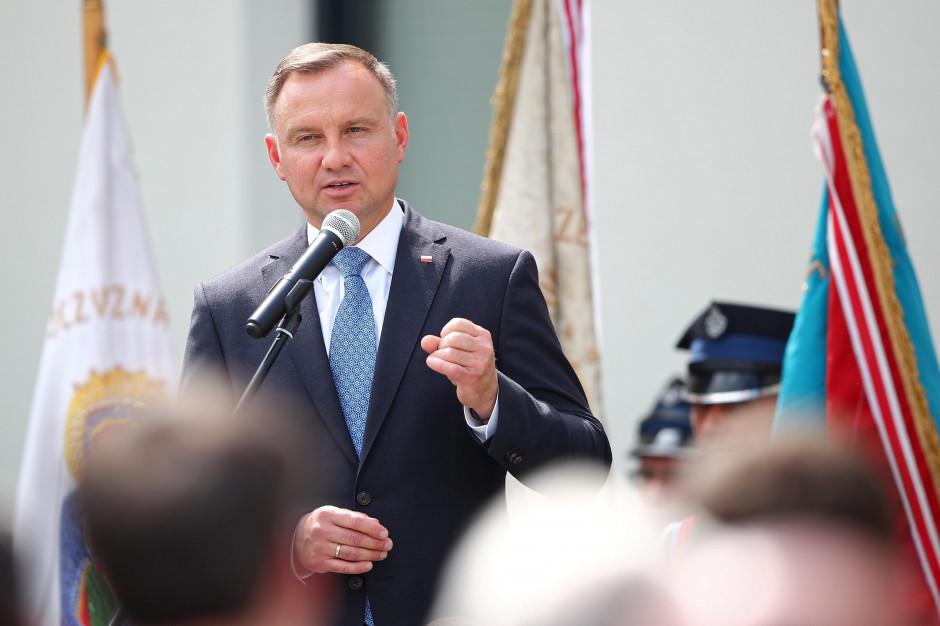 Prezydent obiecuje samorządom 20 mld zł na inwestycje lokalne