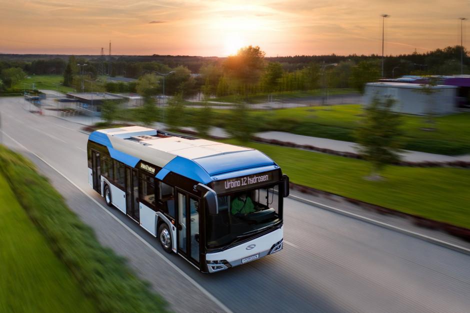 Konin będzie miał pierwszy autobus wodorowy w Polsce