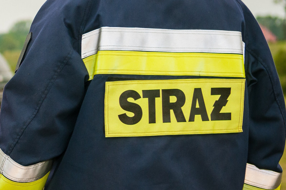 Po pożarze uszkodzonego gazociągu we Wrocławiu, 80 odbiorców nie ma gazu