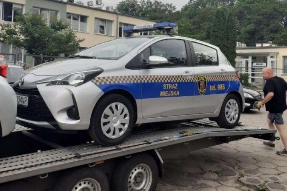 Nowe radiowozy dla straży miejskiej w Szczecinie. Pięć starych aut pójdzie do kasacji