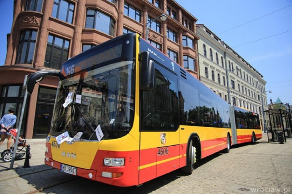 MPK we Wrocławiu z emisji obligacji chce sfinansować inwestycje za ponad 450 mln zł