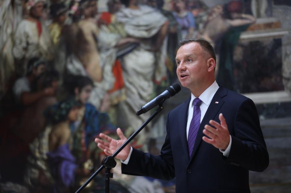 Prezydent: każdy, kto działa na rzecz Krakowa, działa także na rzecz Polski