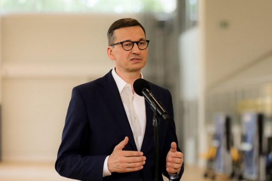 Premier: Na Górnym Śląsku może powstać dolina wodorowa