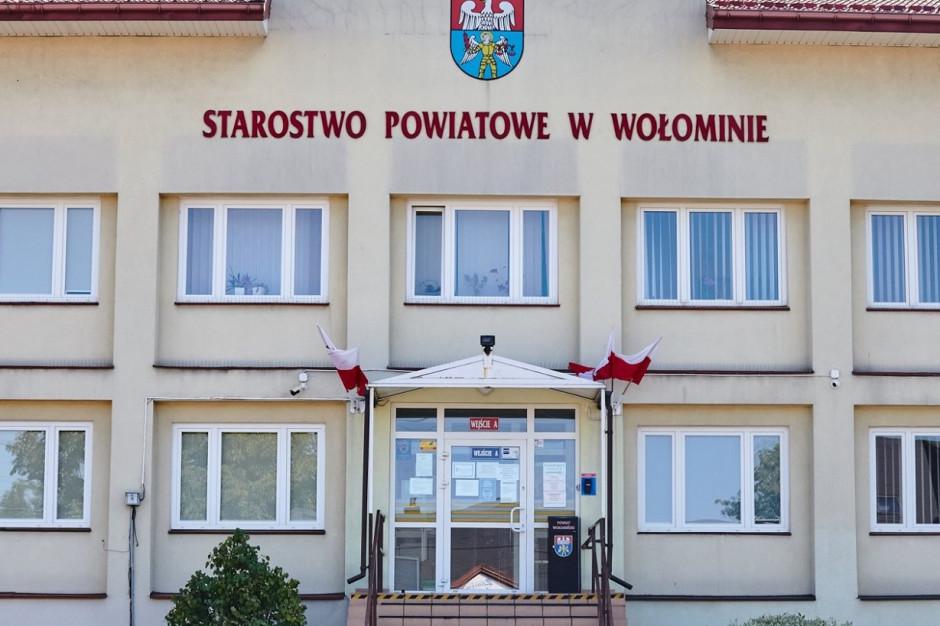 Korupcja w starostwie w Wołominie. Oskarżonych 13 urzędników