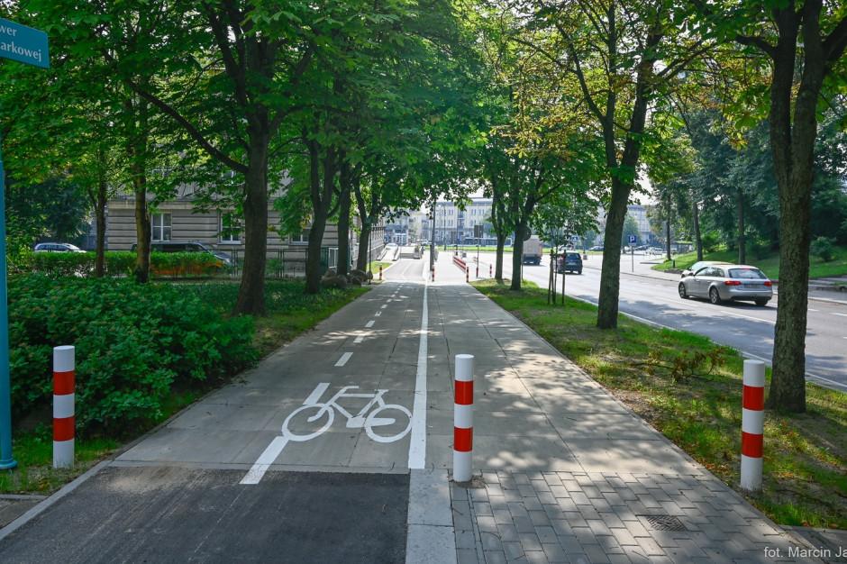 Zadowoleni rowerzyści i miłośnicy drzew. Tak to się robi w Białymstoku