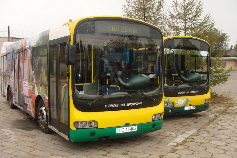 100 mln zł dla Chełma na zakup autobusów elektrycznych i wodorowych