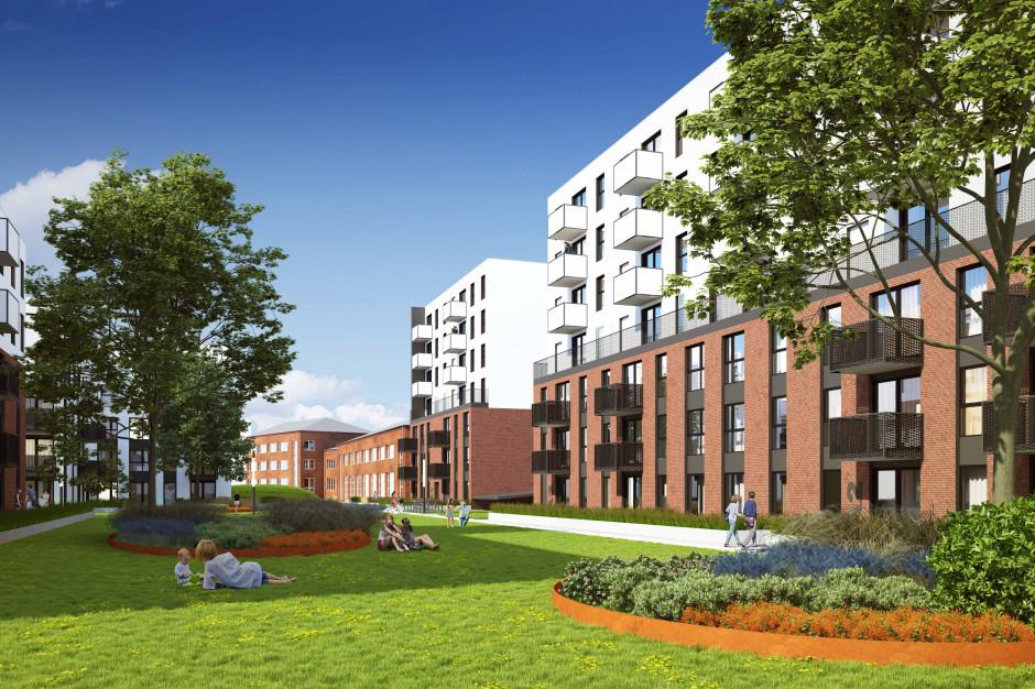 Więcej mieszkań plus. Tak będzie wyglądać nowe osiedle we Wrocławiu
