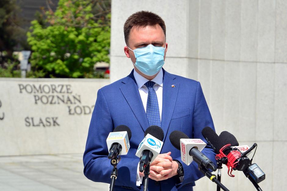 Trzej śląscy politycy przechodzą do struktur Polski 2050
