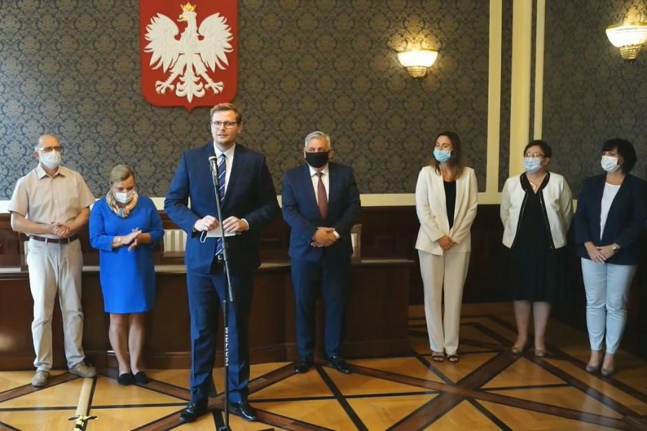W Oławie powstanie nowy sąd. Pierwszy krok ministerstwa wykonany