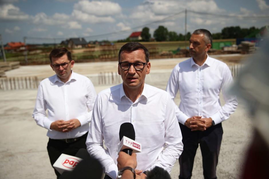 Premier: najprawdopodobniej sytuacja w Małopolsce będzie się stabilizowała