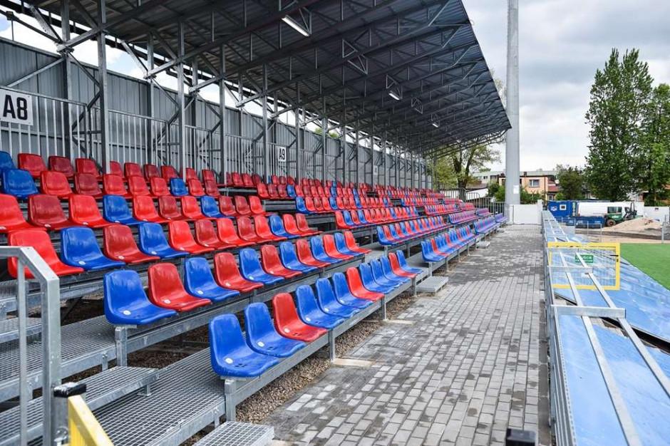 Co z docelową rozbudową stadionu w Częstochowie? Jest problem z finansowaniem