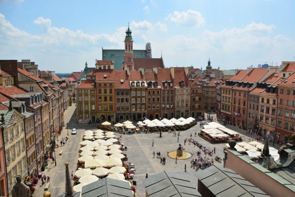 Warszawa: W czwartek Święto Starego Miasta