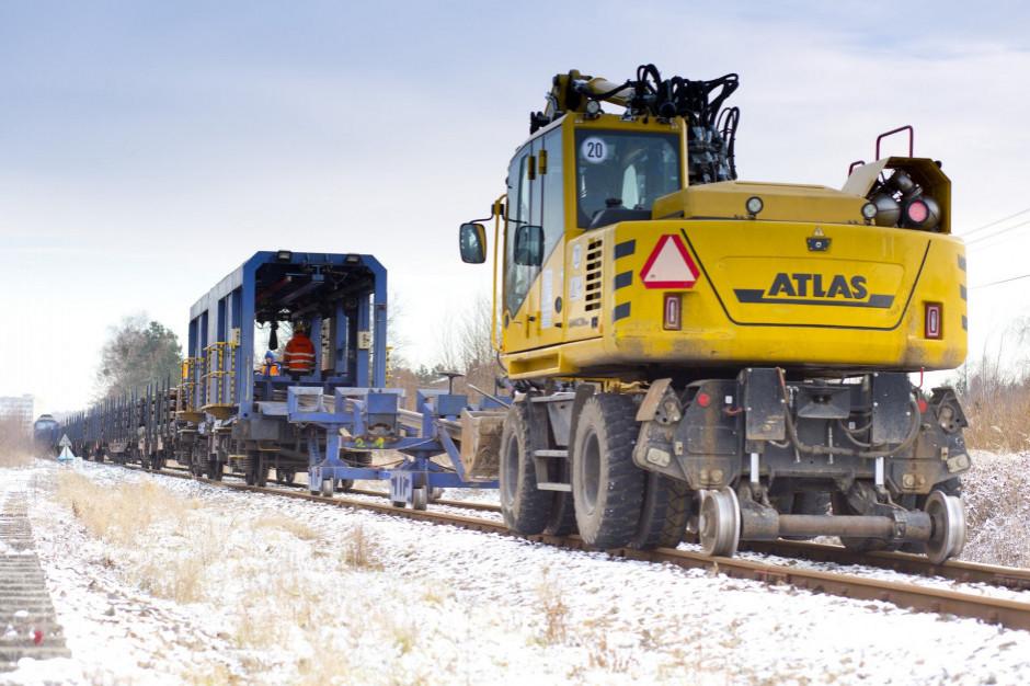 PLK ma 13 ofert na przebudowę odcinka towarowej linii nr 171 Dańdówka-Dorota