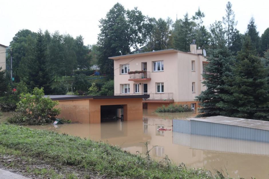 Samorząd rozważa budowę mostu tymczasowego w Krzyszkowicach
