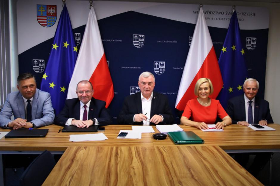 Zarząd województwa świętokrzyskiego przyjął projekt Kontraktu Programowego dla regionu