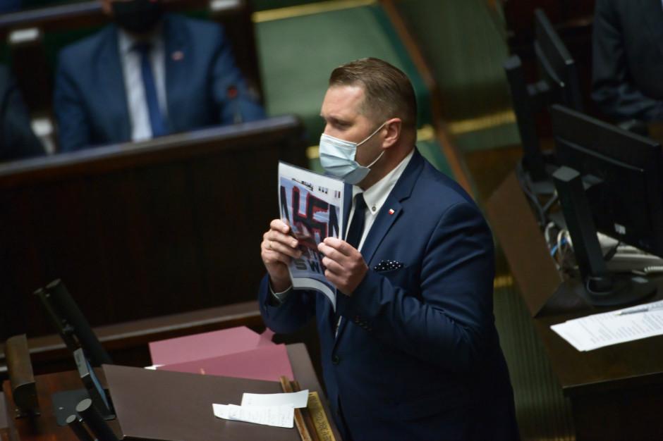 Przemysław Czarnek: wniosek o odwołanie mnie ze stanowiska jest kompromitacją