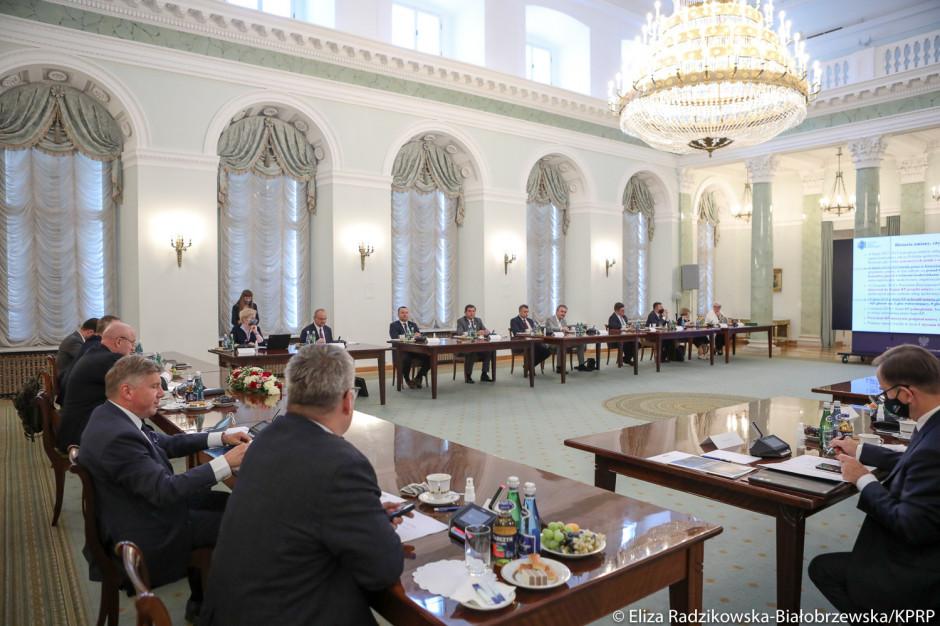 Rada do spraw Samorządu Terytorialnego po pierwszym posiedzeniu. Oto o czym rozmawiano