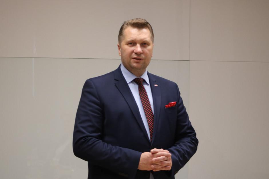 Przemysław Czarnek: chcemy, aby 1 września dzieci poszły do szkoły w trybie stacjonarnym