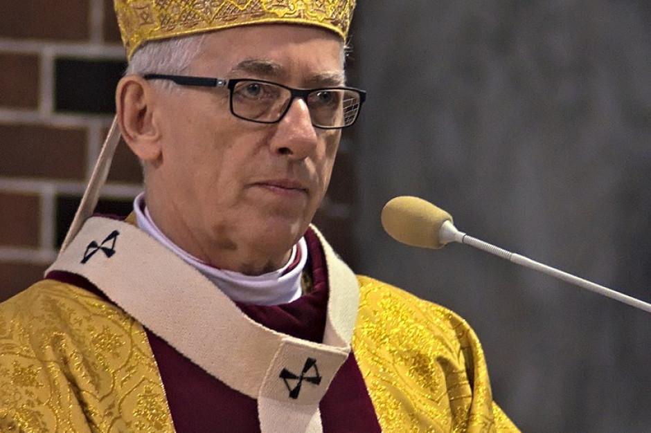 Arcybiskup Skworc zrezygnował z honorowego obywatelstwa w Tarnowie