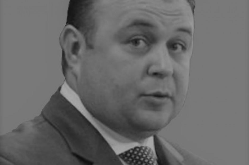 Nie żyje były wiceprezydent Szczecina Marcin Kądziołka