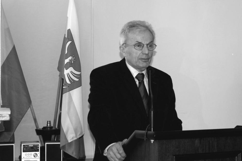 Zmarł Zygmunt Szopa, były wojewoda kielecki i starosta miechowski