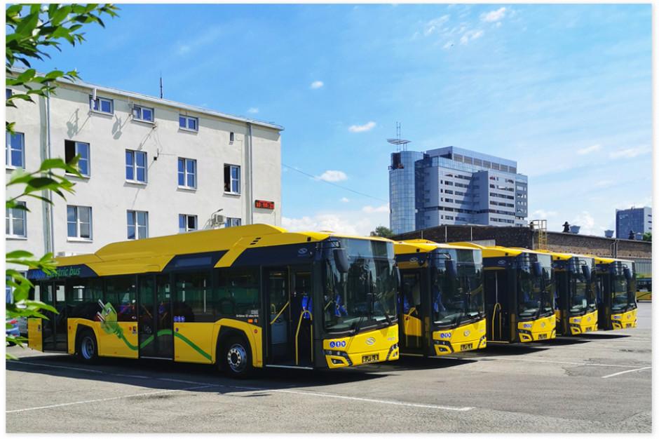 Śląskie. Spore zainteresowanie przetargiem na kursy 300 autobusów
