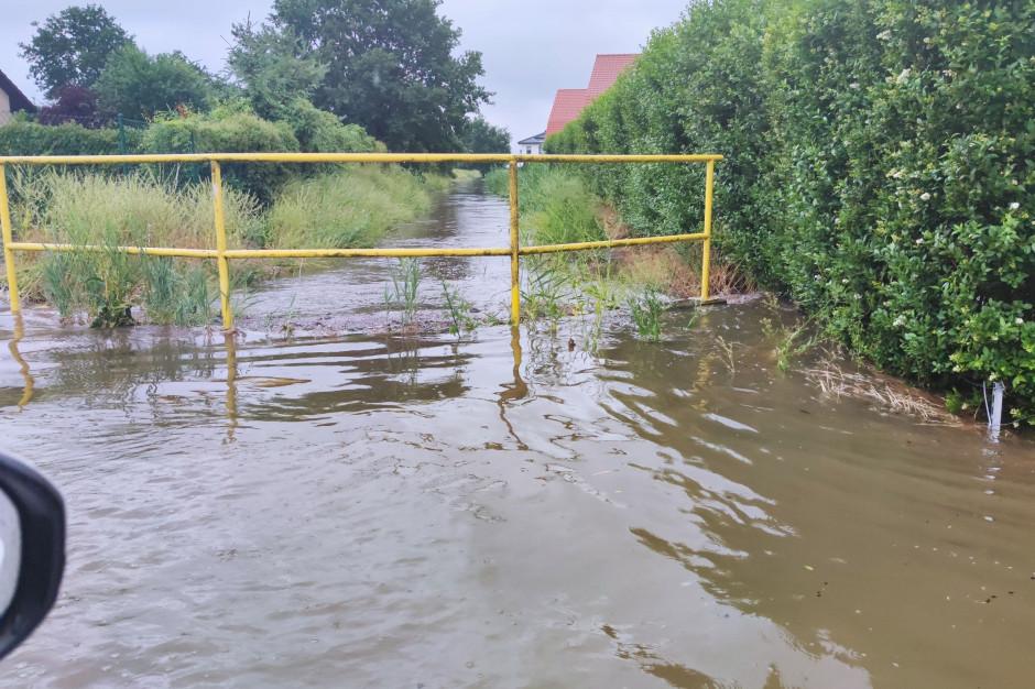 Apel do urzędu miasta. Bez tego kolejne powodzie w Szczecinie
