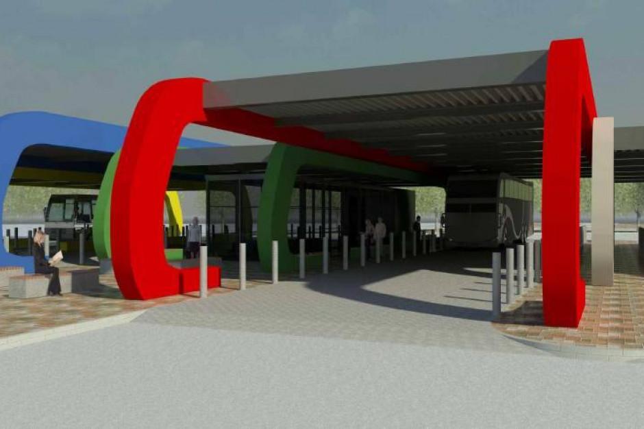 Nowy dworzec autobusowy w Jędrzejowie już działa