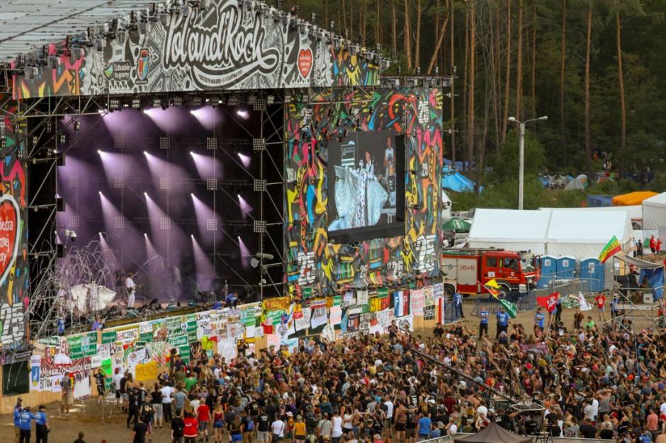 Festiwal Pol'and'Rock na lata zostanie na Pomorzu Zachodnim