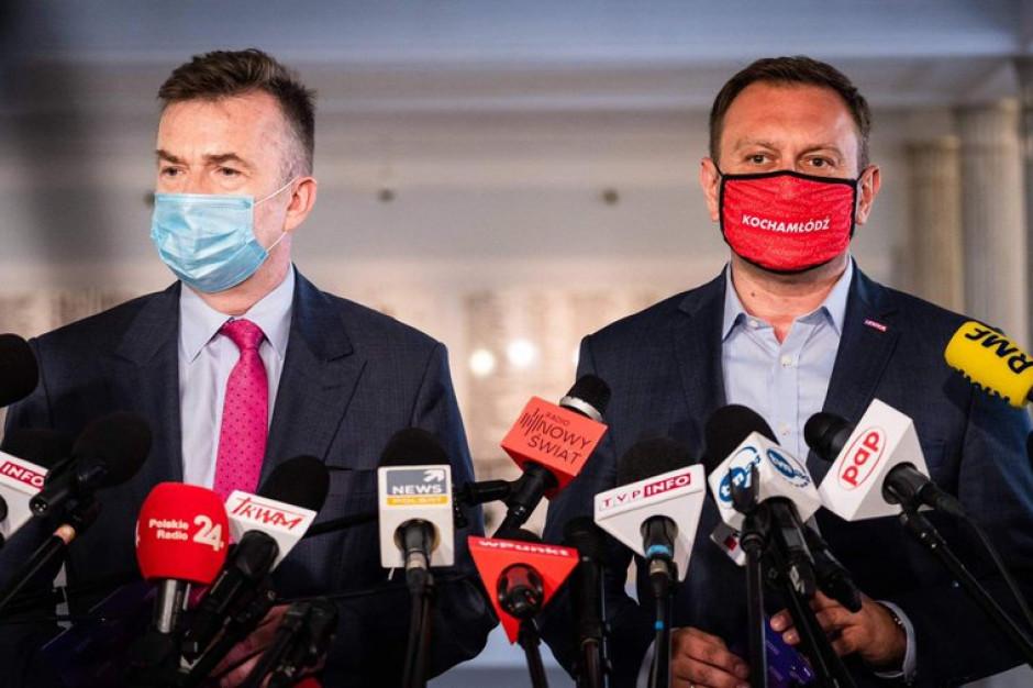 Lewica w konsultacjach Polskiego Ładu chce się ująć za samorządami