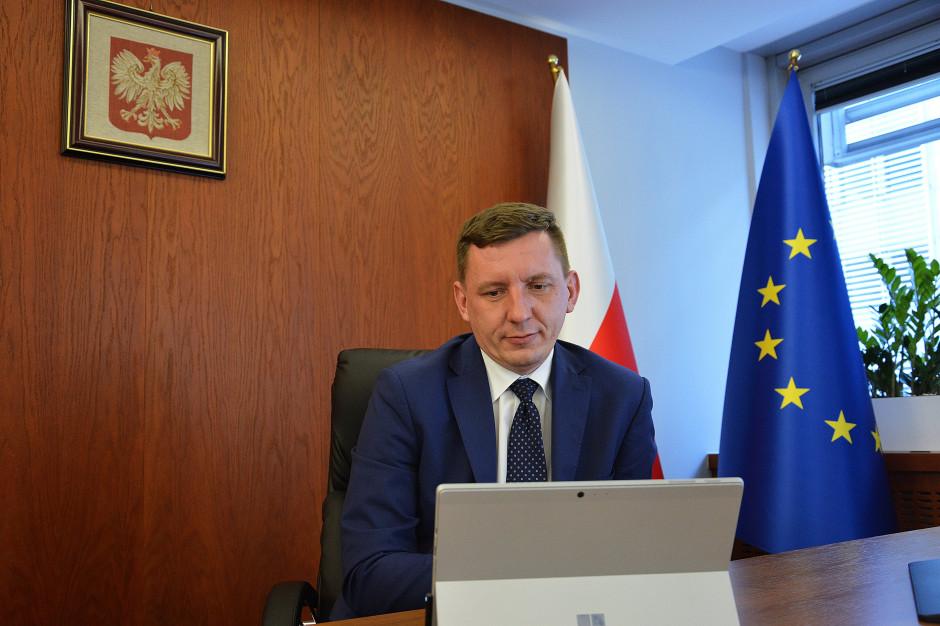 Wicewojewoda wielkopolski Maciej Bieniek złożył rezygnację