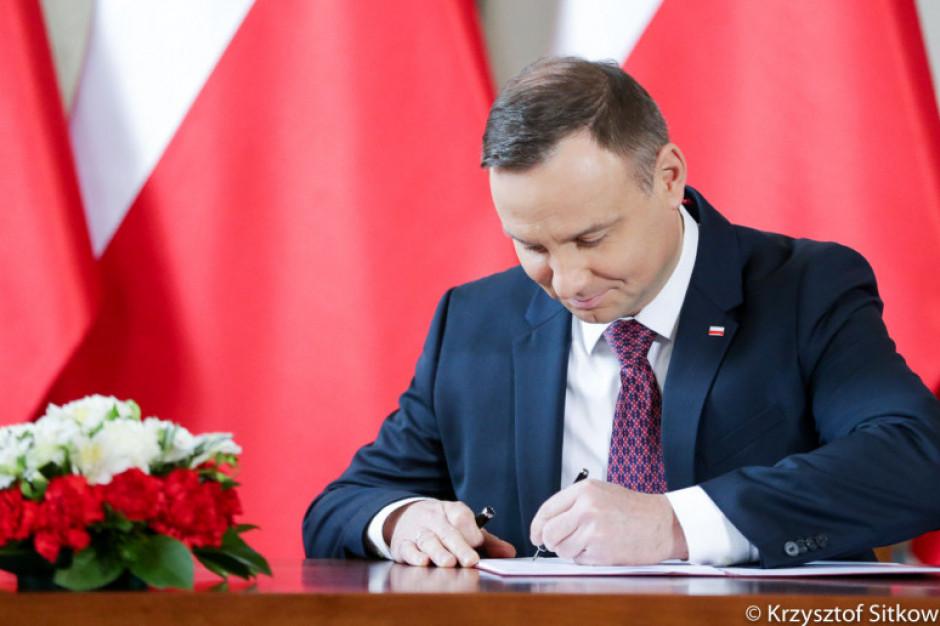 Światowe Forum Miejskie - ważna ustawa z podpisem prezydenta