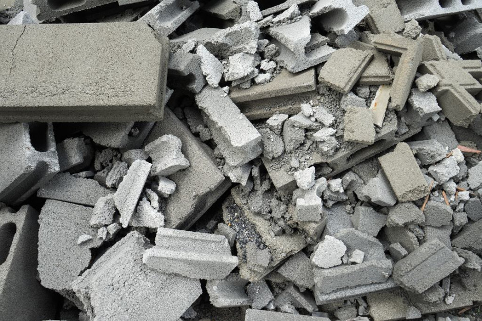 Spór o zakład recyklingu odpadów budowlanych. Mieszkańcy protestują