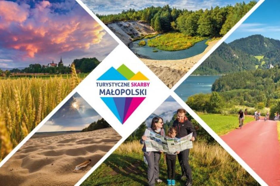 """Rusza trzecia edycja konkursu """"Turystyczne skarby Małopolski"""""""