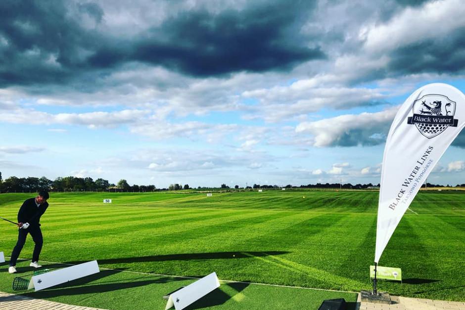 Szara woda i energia ze słońca. Ekologiczne pole golfowe będzie gotowe w 2022 r.