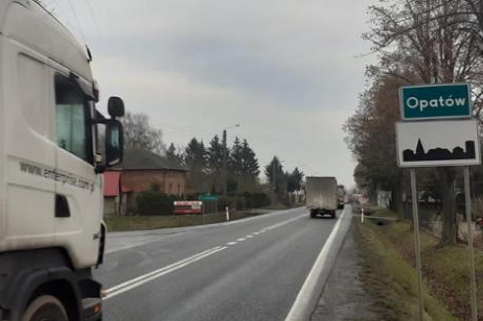 Świętokrzyskie: Dziesięć ofert w przetargu na realizację łącznika do obwodnicy Opatowa