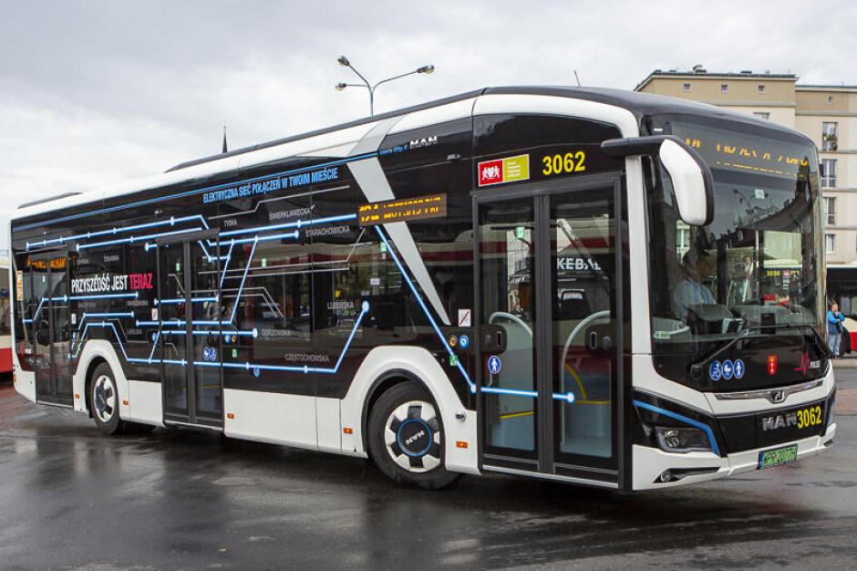 Pierwszy taki test w Polsce. W pełni elektryczny pojazd wozi mieszkańców Gdańska