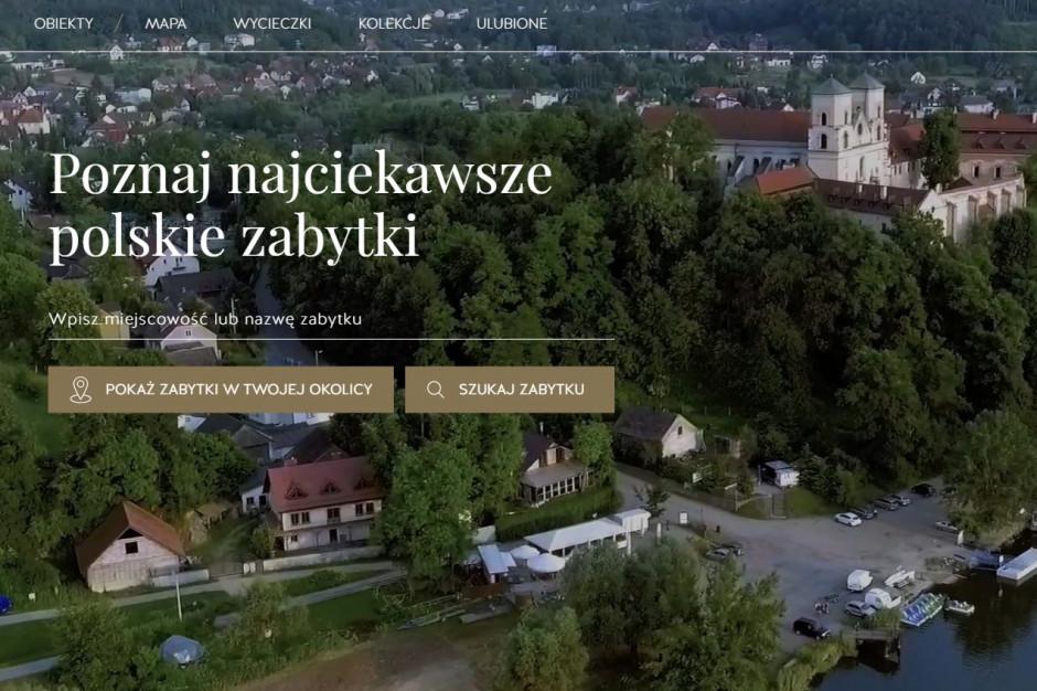 Oglądaj polskie perełki na portalu Zabytek.pl