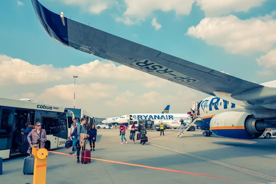 Ryanair uruchomi nowe połączenie lotnicze z Krakowa do Włoch