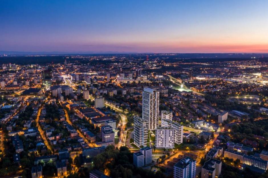 Tak będzie wyglądał najwyższy budynek w województwie śląskim
