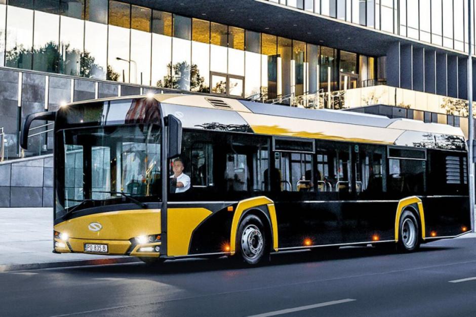 37 bezemisyjnych autobusów za ponad ponad 111 mln zł trafi do Poznania