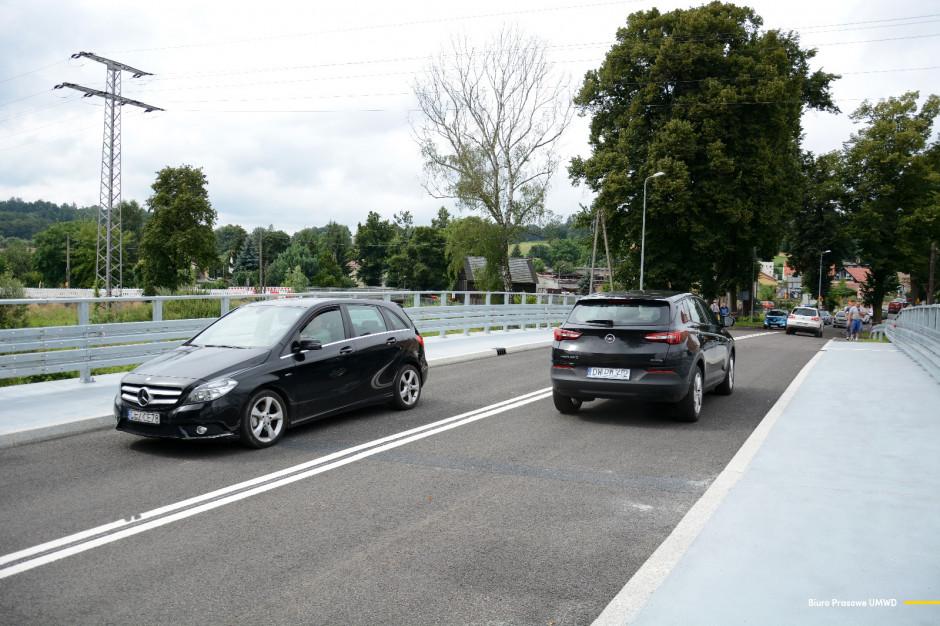 Most w Lwówku Śląskim jak nowy
