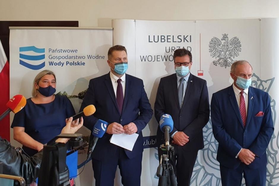 Prezydent miasta upomniany przez Wody Polskie i.... Przemysława Czarnka. Poszło o dywidendy