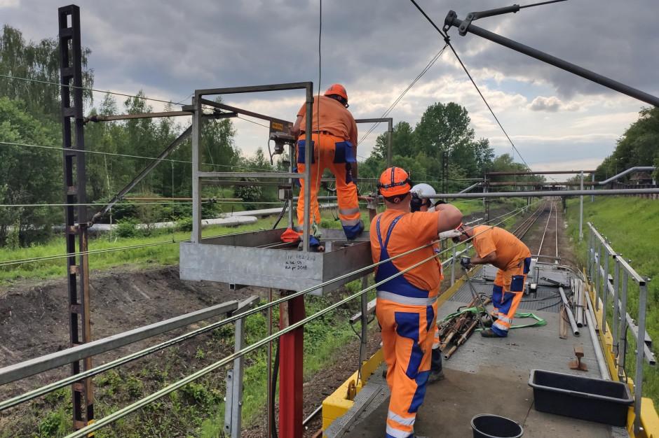 Śląskie: W tym roku koniec prac na linii Rydułtowy – Sumina