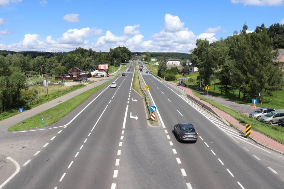 Będą bezkolizyjne skrzyżowania na Zakopiance. Przetarg ogłoszony