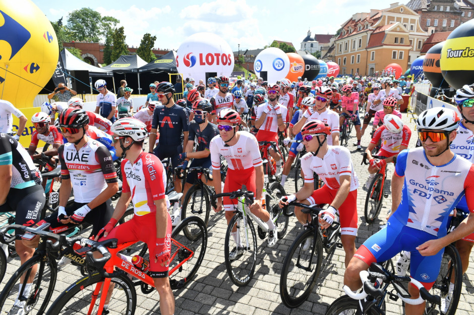 Ruszył wyścig Tour de Pologne. Które miasta odwiedzą kolarze?