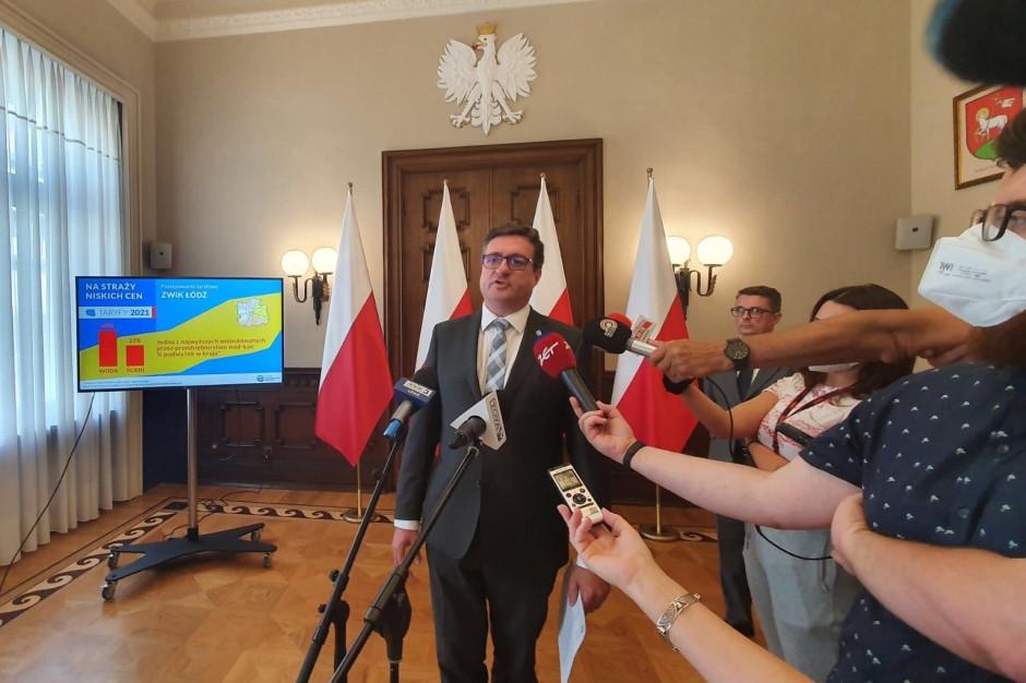 Nie ma zgody na podwyżki cen wody i ścieków w Łodzi. Sprawa w prokuraturze
